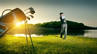 Golfers and Sleep