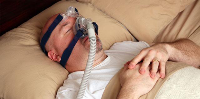 apnea machine side effects